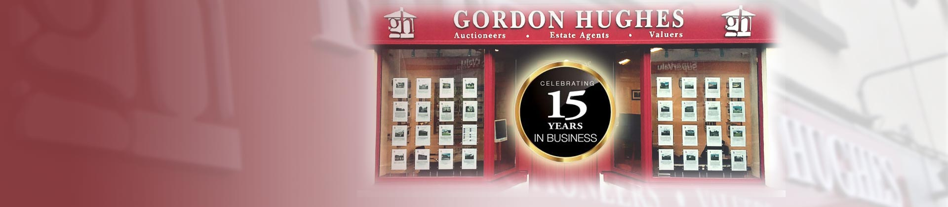 Over 35 years' experience in the property industry.