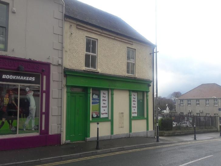 Former Post Office, Sean Kelly Square, Carrick-on-Suir, Co. Tipperary