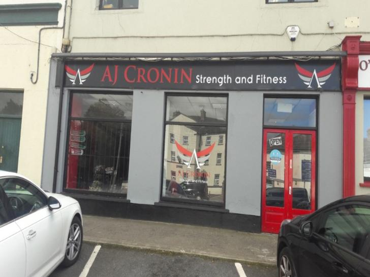Former AJ's Gym, Greenside, Carrick on Suir, Co. Tipperary