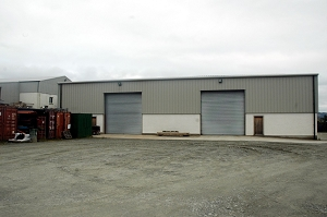 900 sq mtr warehouse