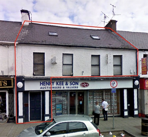 First Floor, Main Street, Ballybofey, Co. Donegal