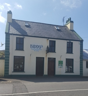 Biddy's Bar, Cashel Village, Glencolmcille, Co. Donegal