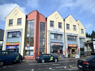 2nd Floor Office Units, O Boyce's Corner, Station Roundabout, Port Road, Letterkenny, Co. Donegal