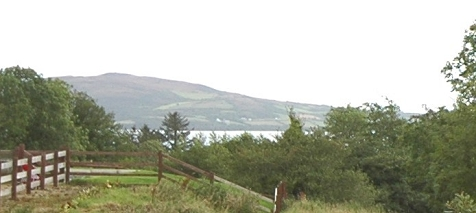 View From Rathmullan Site