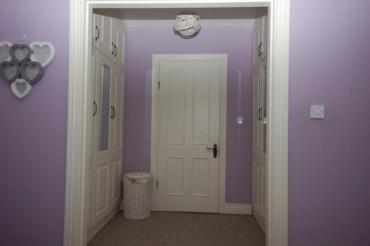 Dressing Room for Master Bedroom