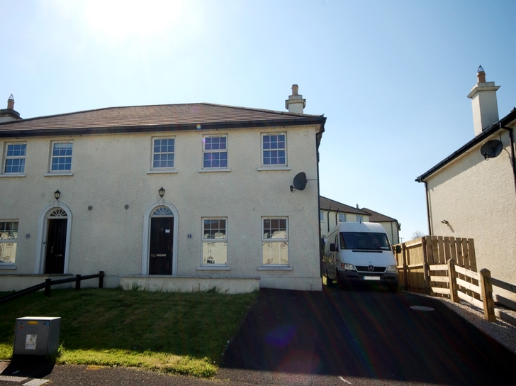 46 The Park, Blue Cedars, Ballybofey, Co. Donegal, F93 E7K2