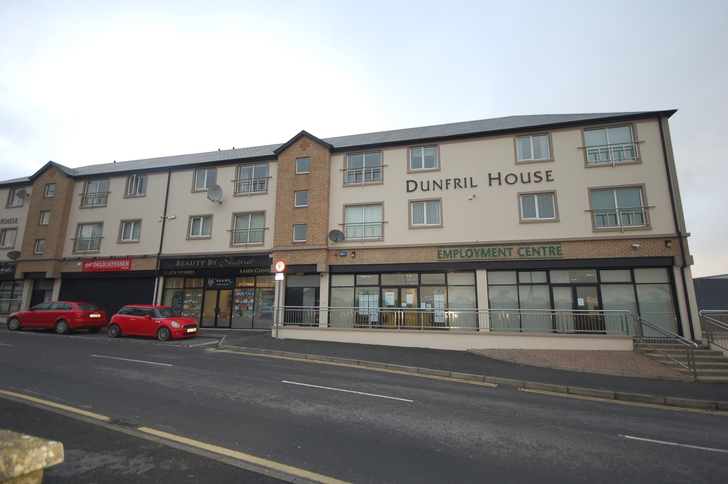 6 Dunfril House, Chestnut Road, Ballybofey, Co. Donegal