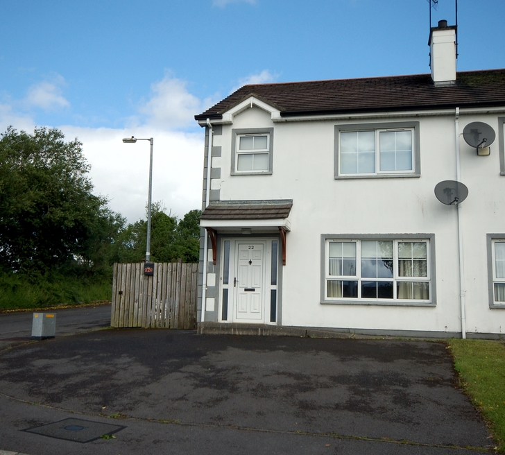 22 Sessiagh View Park, Ballybofey, Co. Donegal, F93 A6K8
