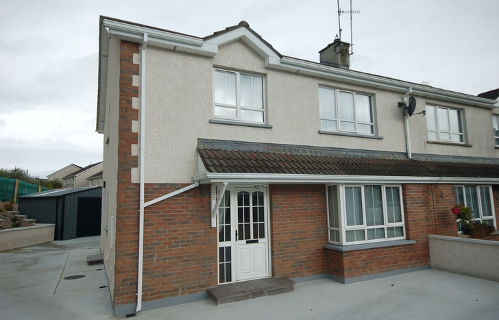 No 45 Cathedral Hill, Raphoe, Co. Donegal, F93 A3F9