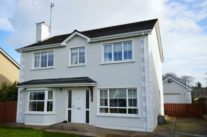 39 Lawnsdale, Navenny, Ballybofey, Co. Donegal, F93 A023
