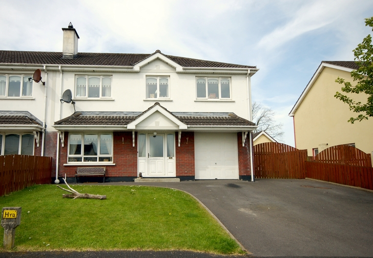 72 Blue Cedars, Ballybofey, Co. Donegal, F93 E8F2