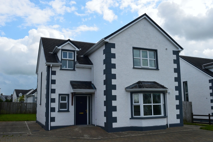 25 Cuirt Aishling, Donegal Road, Ballybofey, Co. Donegal, F93 H7D4