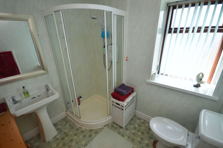 Private Accommodation - Bathroom