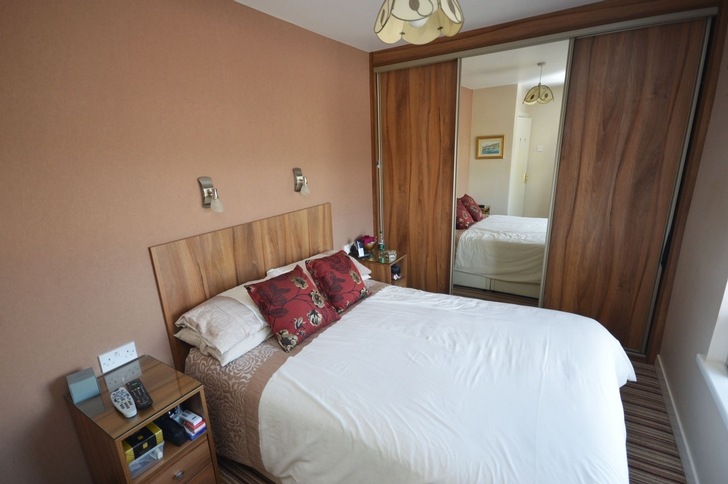 Private Accommodation - Bedroom One