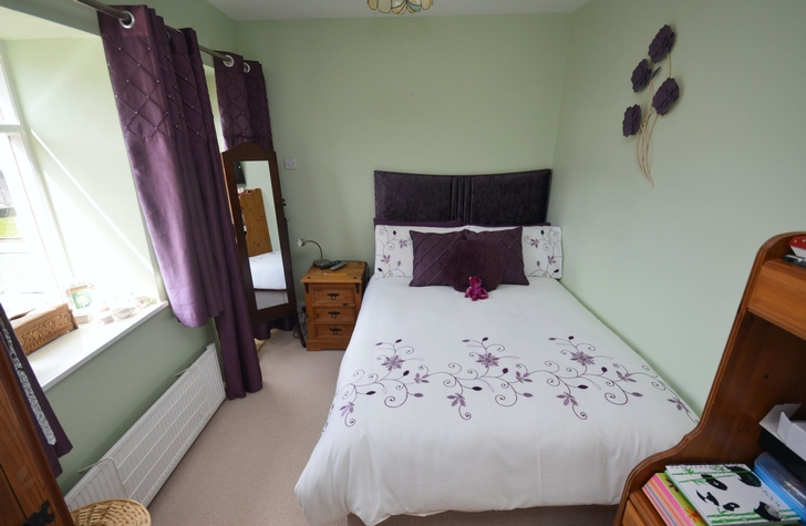 Private Accommodation - Bedroom Two