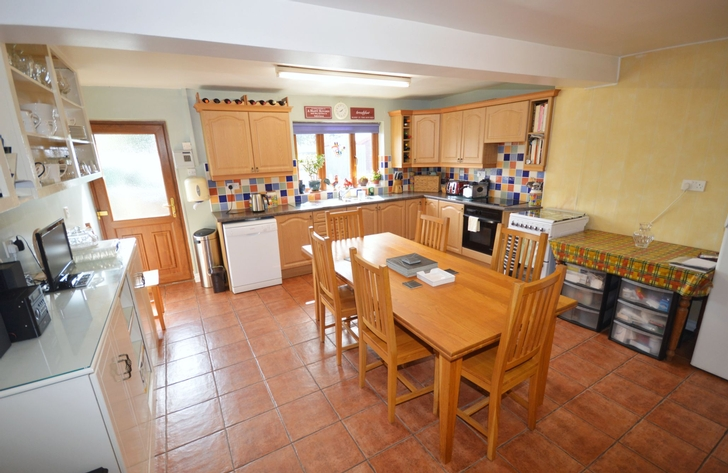 Private Accommodation - Kitchen