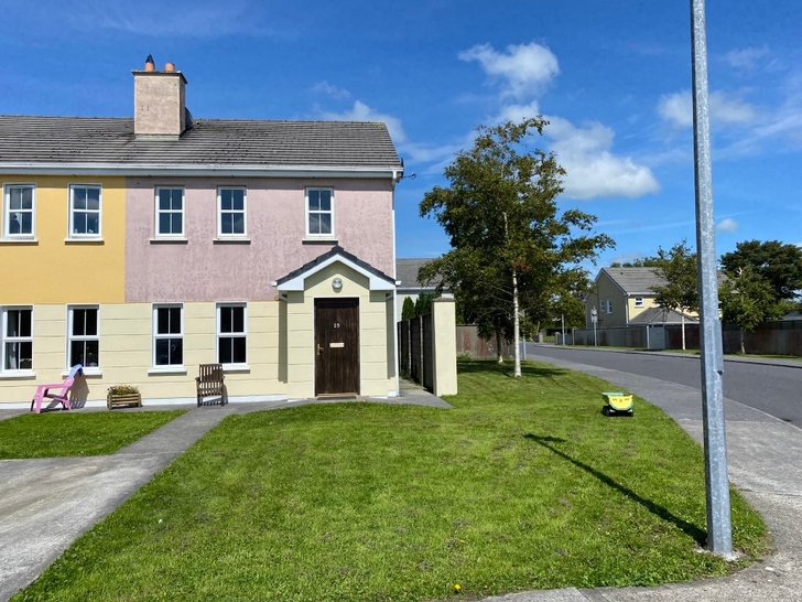 25 Curragh Close, Ballybunion Rd., Listowel, Co. Kerry