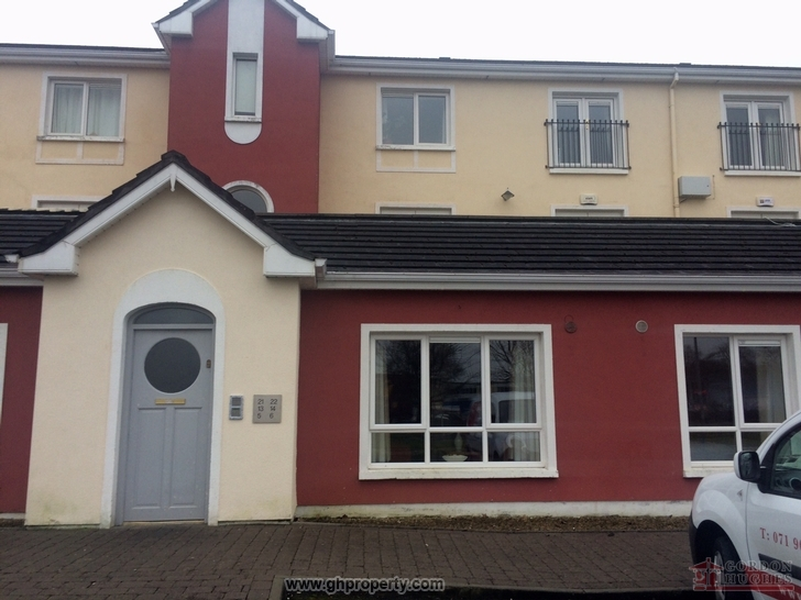 No.6 Carrick View, Boyle Road, Carrick-on-Shannon, Co. Roscommon.