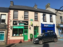 The Square, Drumshanbo, Co Leitrim N41 DF22