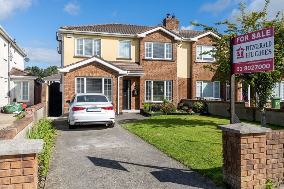 84 Meadowbank Hill, Ratoath, Co Meath, A85 WO12