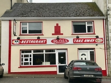 Roma Takeaway, High St, Ballinamore, Co. Leitrim.