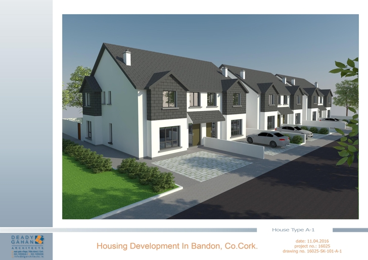 33 Inis Alainn, Curraclough, Bandon, Co Cork